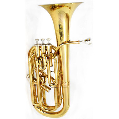 Schiller British Band 4-Vave Compensating Baritone