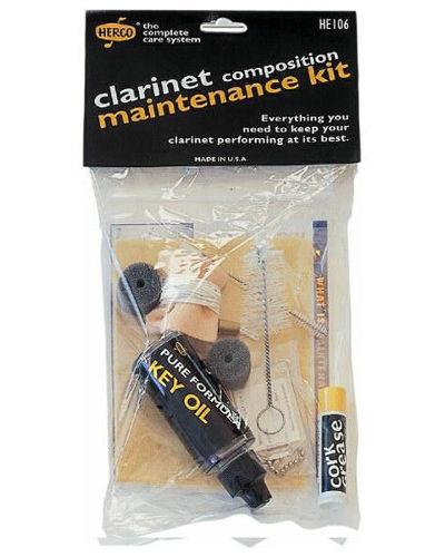 Herco?? Clarinet Composition Maintenance Kit