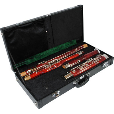 Schiller Series III Elite Maplewood Bassoon