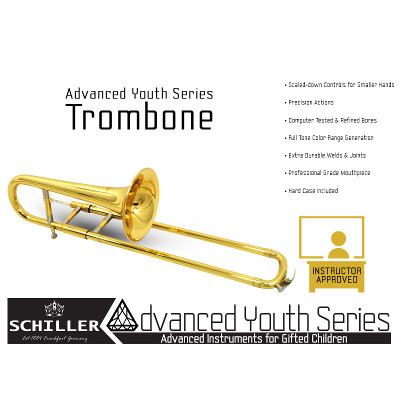 Schiller Advanced Youth Series Trombone