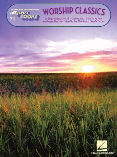 Worship Classics - E-Z Play?? Today Series Volume 71