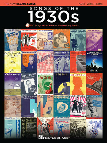 Songs of the 1930s – The New Decade Series