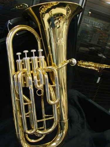 Schiller 4 Valve Euphonium-Rental Return