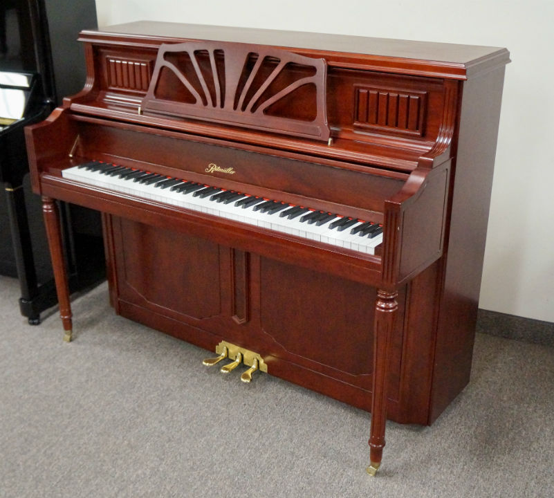 "Ritmuller Professional 46"" Upright Piano"