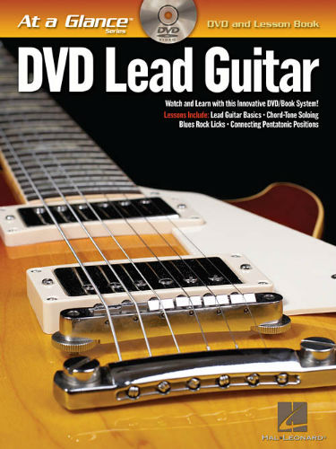 Lead Guitar Book and DVD