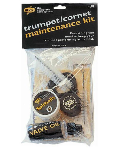 Herco® HE81 Trumpet/Cornet Maintenance Kit