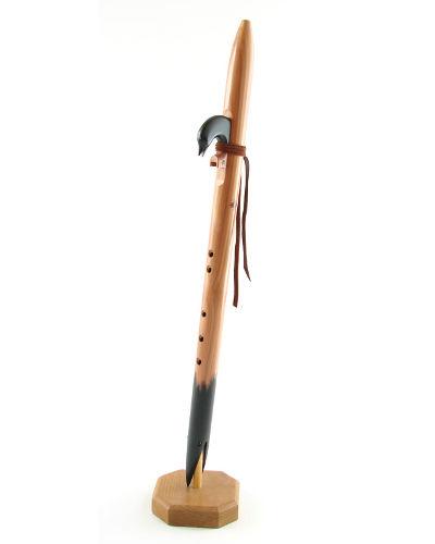 Beech Creek Black Crow Native American Flute 26