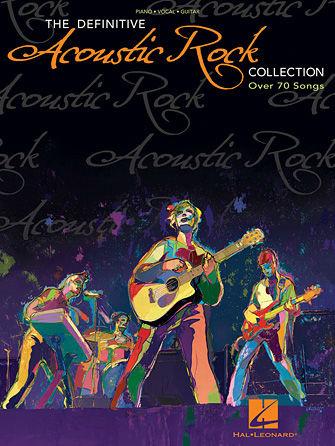 Definitive Acoustic Rock - Definitive Series
