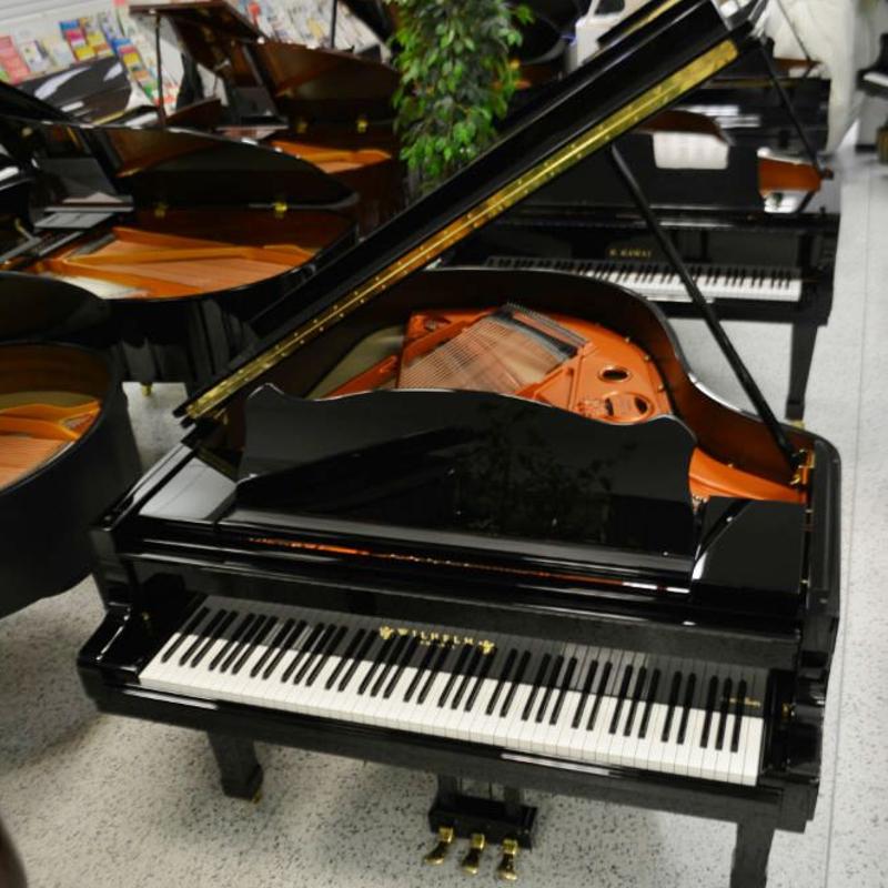 Schimmel Wilhelm W180 Grand Piano 5' 11