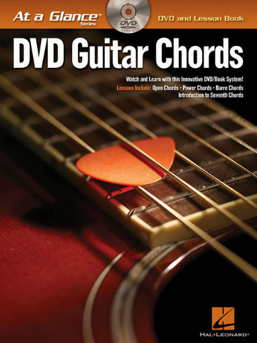 Guitar Chords Book and DVD