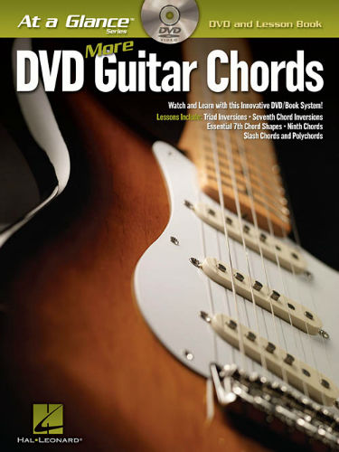 More Guitar Chords Book and DVD