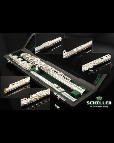 Schiller 300 Series Flute - Intermediate Model
