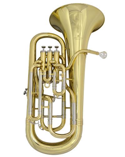 Schiller Custom Shop Elite IV Compensating Euphonium - Gold