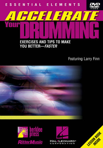 Accelerate Your Drumming DVD