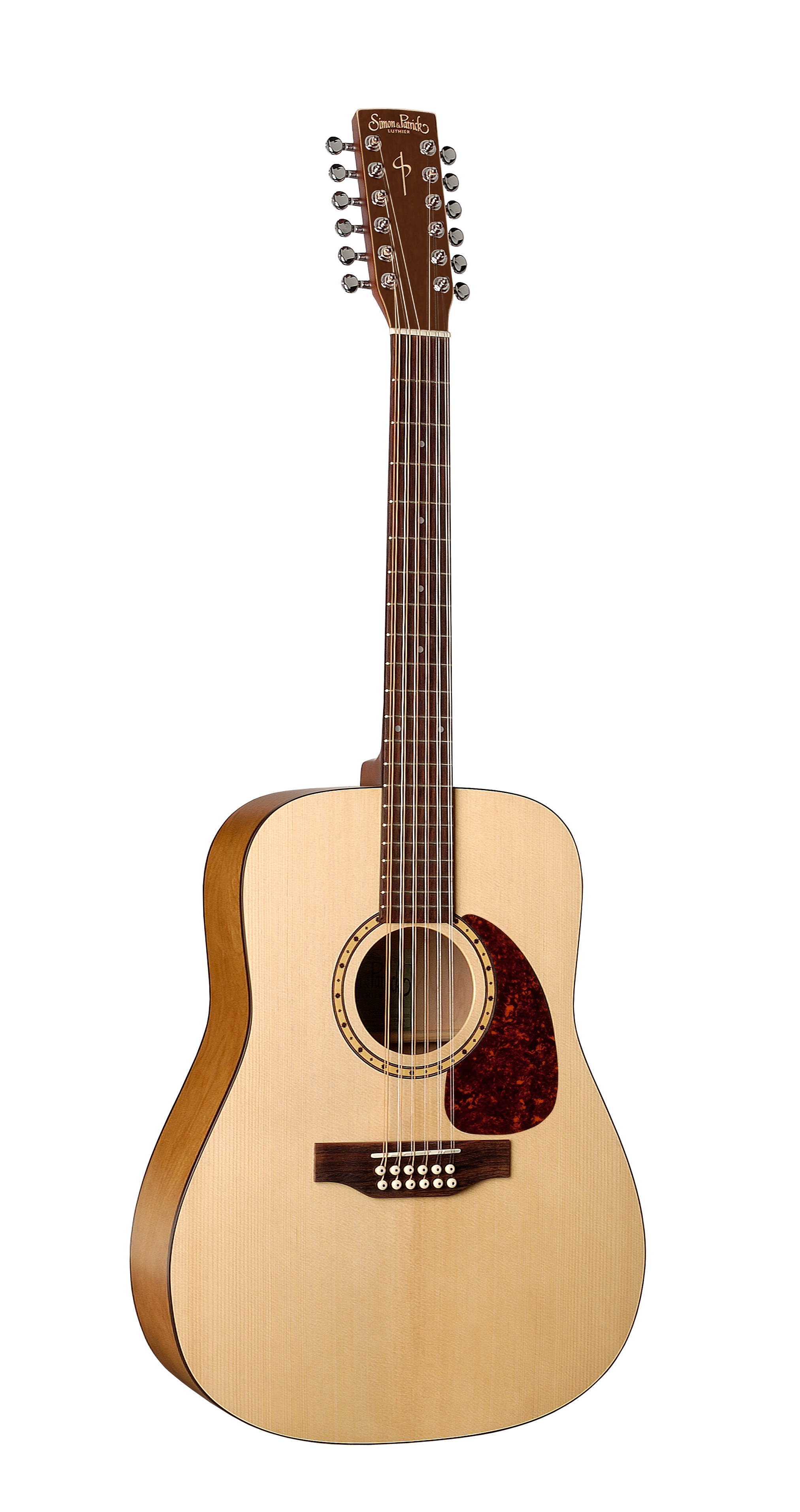 Simon & Patrick 28931 Woodland Spruce 12 String Acoustic Guitar