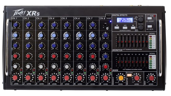 Peavey XR??-S Powered Mixer