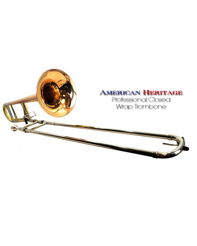 Schiller American Heritage Professional Closed Wrap Trombone