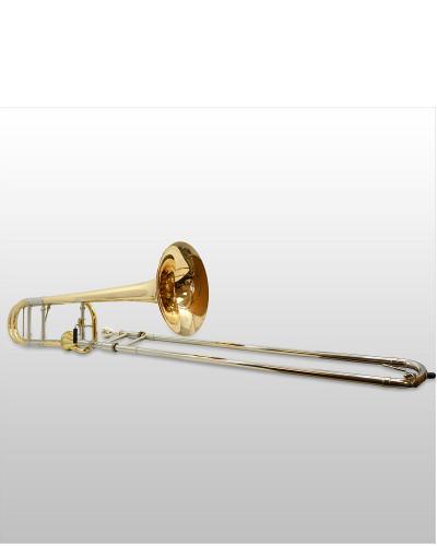 Schiller American Heritage Thayer Pro Trombone w/ Rose Bell