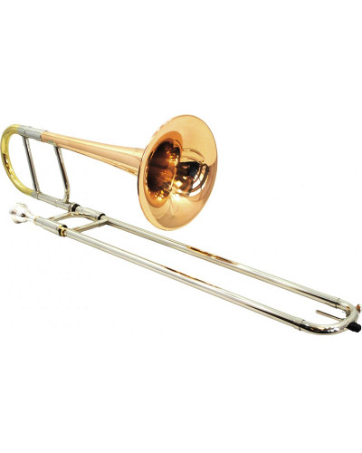 Schiller American Heritage Alto Pro Trombone with Rose Brass Bell