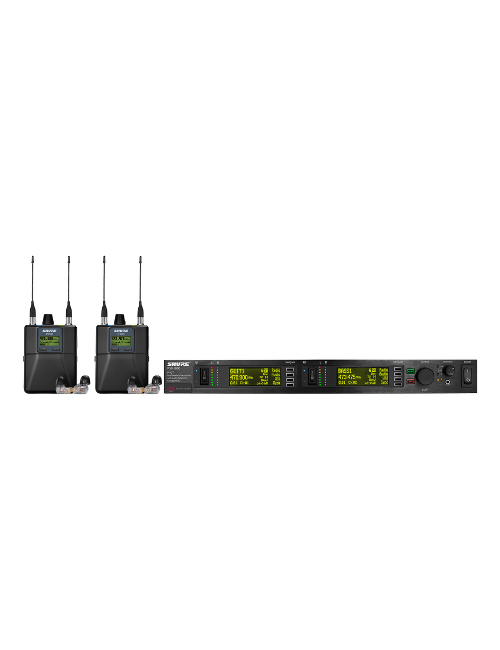 Shure P10TR425CL Personal Monitor System