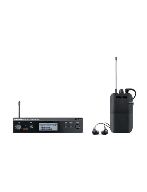 Shure P3TR112GR Stereo Personal Monitor System
