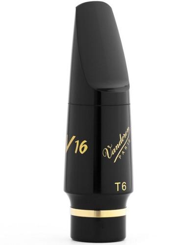 Vandoren V16 Hard Rubber Tenor Saxophone Mouthpiece
