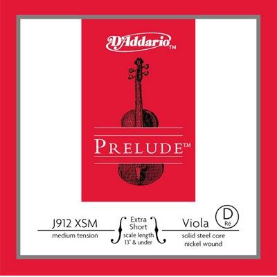 """D Addario Prelude Viola D String ( 15""""/16"""" )"""