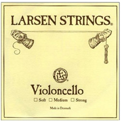 Larsen 4/4 Cello Strings ( D )