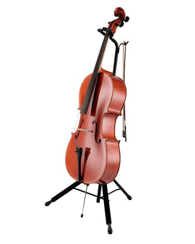 Hercules DS580B Auto Grab Cello Stand