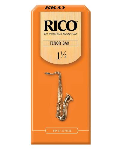 Rico Tenor Saxophone Reeds (Box of 25)