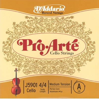 Pro Arte Cello Strings