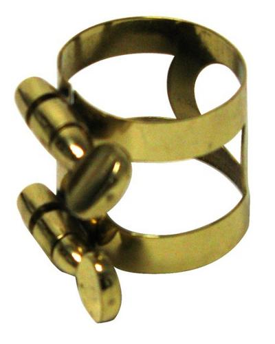 Selmer 434A Paris Series Alto Saxophone Ligature (Gold Lacquer)
