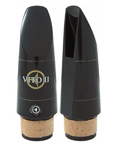 Vito II Clarinet Mouthpiece