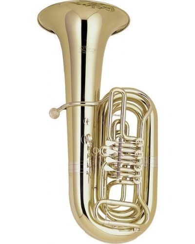 Cerveny CBB 681 4 Valve 4/4 BBb Tuba
