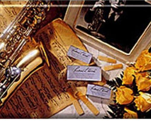 Hemke Alto Saxophone Reeds(Box Of 5)