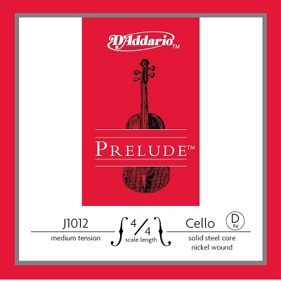 D Addario Prelude Cello D String
