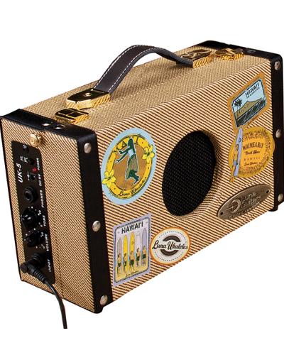 Luna Uke Suitcase Amp