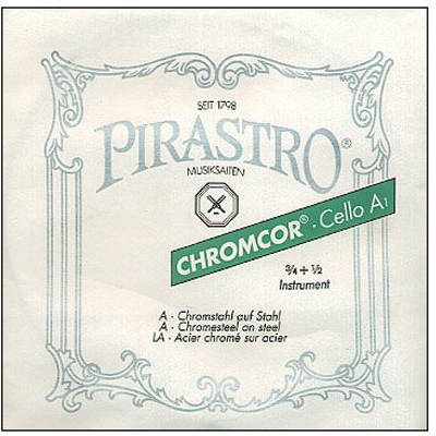 Pirastro Chromcor Cello Strings ( A )