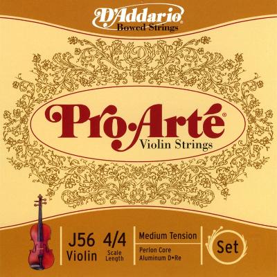 D Addario Pro Arte 4/4 Violin String Set