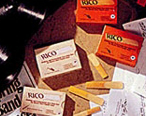 Rico Alto Clarinet Reeds (Box of 25)
