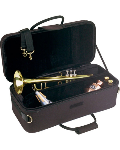 Pro Tec PRO PAC Black Trumpet Case