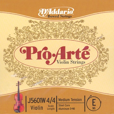 Pro Arte Violin Strings