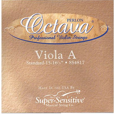 Super Sensitive Octava Viola Strings