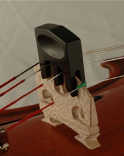 Carlo Robelli Ebony Violin Mute