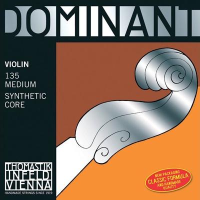 Thomastik Dominant Violin Strings-Set-Ball End