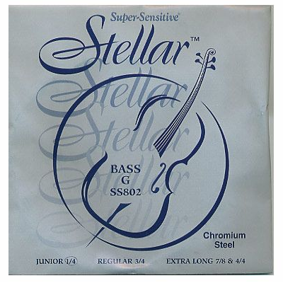 Stellar Bass Strings by Super Sensitive