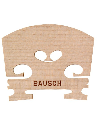 Bausch Violin Bridge
