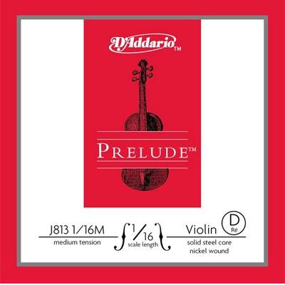 D Addario Prelude Violin D String ( 3/4 )