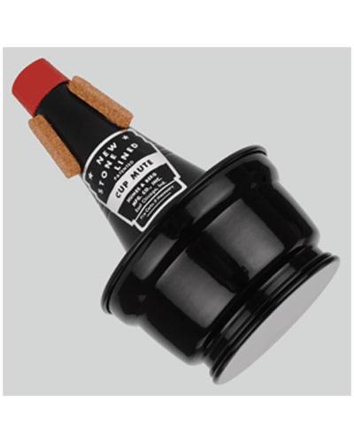 Humes & Berg 242BK Ajustable Trumpet Cup Mute (Black)