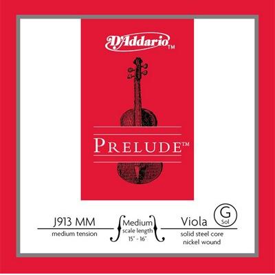 D Addario Prelude Viola G String